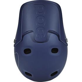 POC Cortex Flow Helmet lead blue